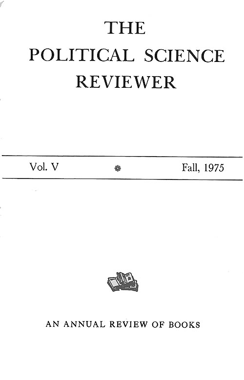Cover of issue 5