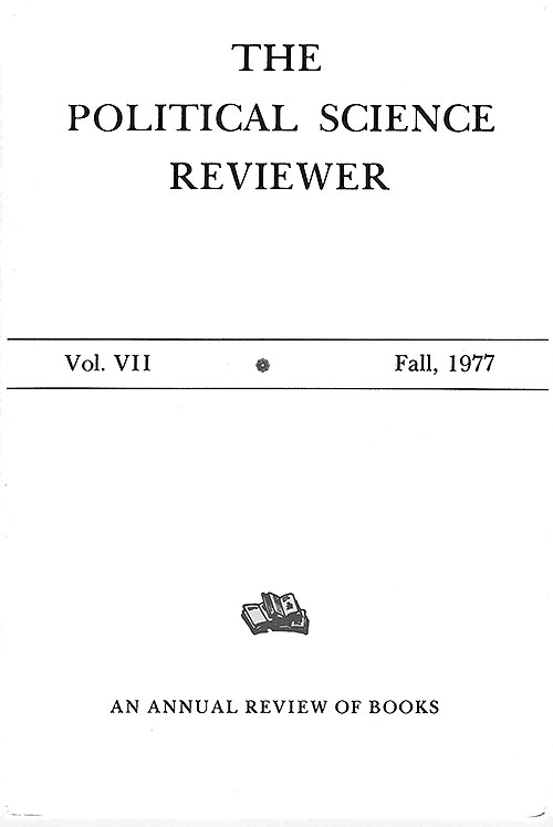 Cover of issue 7