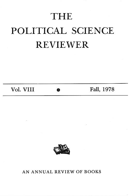 Cover of issue 8