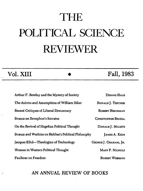 Cover of issue 13