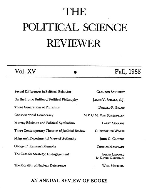 Cover of issue 15