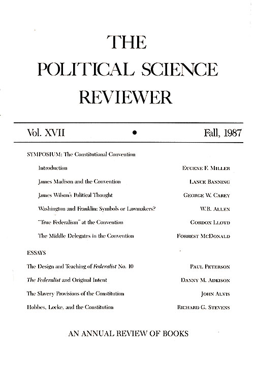 Cover of issue 17