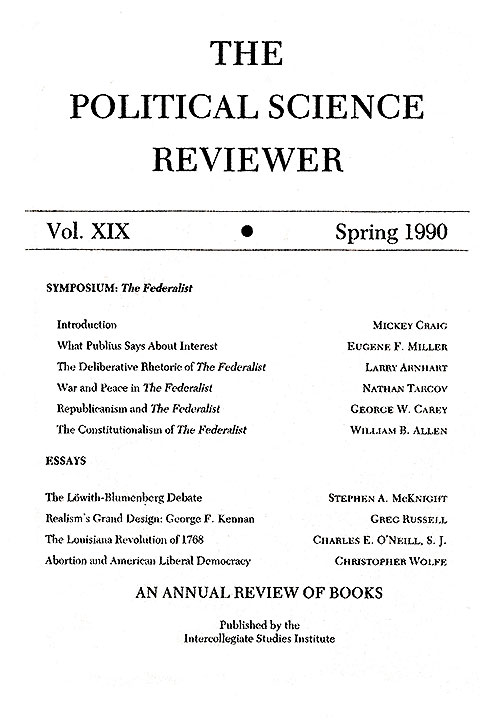 Cover of issue 19