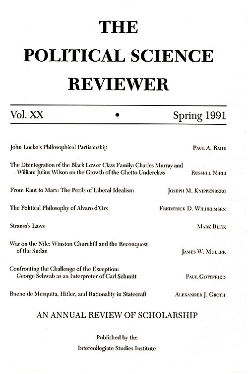 Cover of issue 20